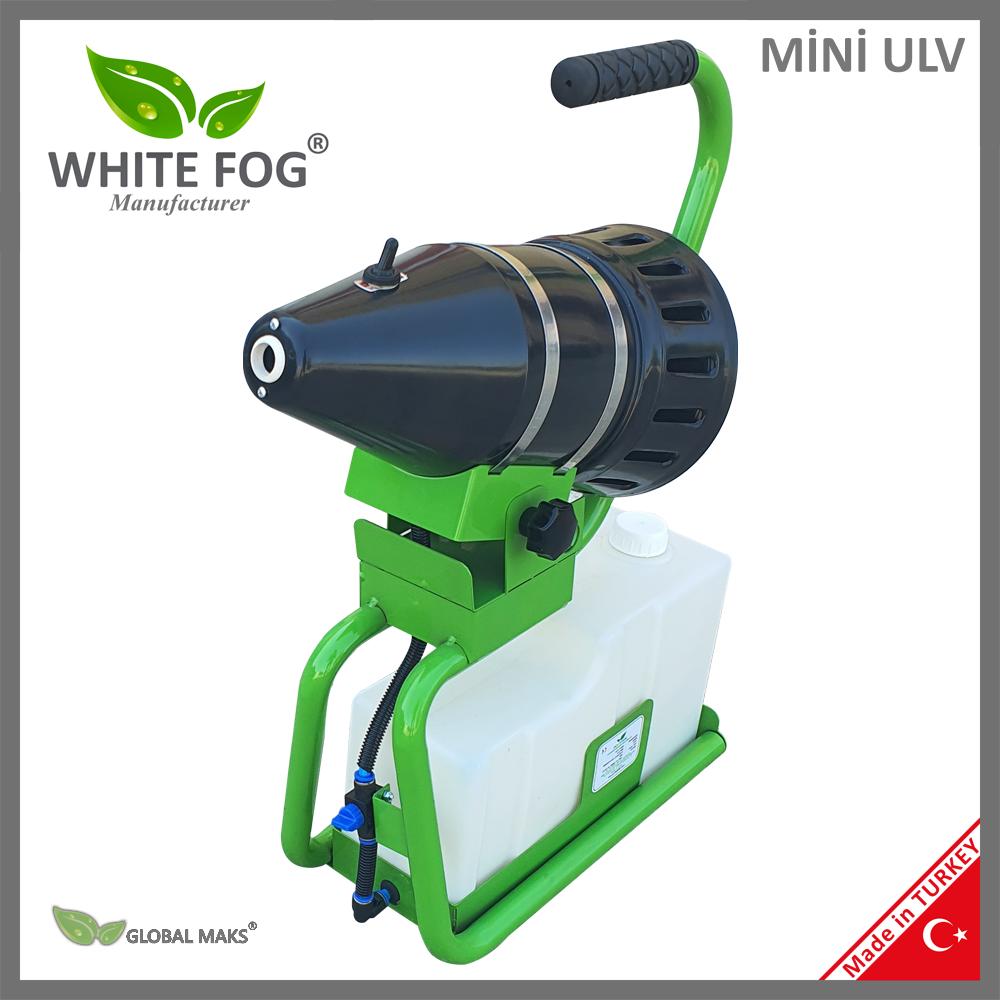 Dezenfeksiyon Cihazı, Elektrikli ULV Makinesi, Portatif ULV Cihazı, Elde taşınabilir sisleme makinası