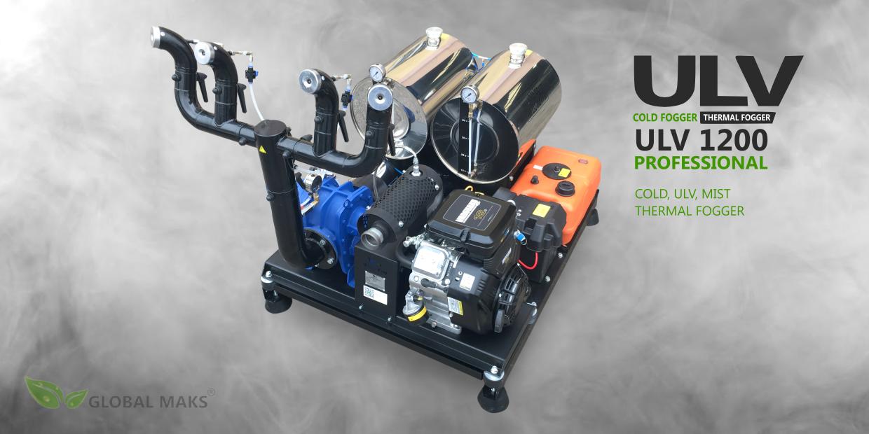 Araç üstü ULV cihazı, Araç üstü ULV soğuk sisleme makinesi, Araç üstü ULV, Araç üstü ULV ilaçlama makinesi, ilaçlama cihazı