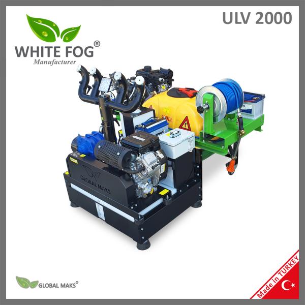 Bahçe Pulverizatörlü ULV İlaçlama Makinesi