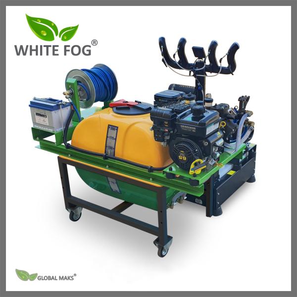 Bahçe Pulverizatörlü Soğuk Sisleme Makinesi