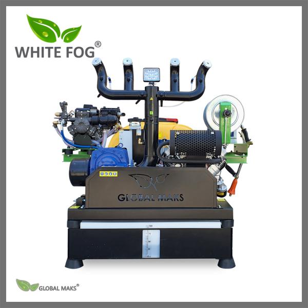 Bahçe Pulverizatörlü ULV makinesi