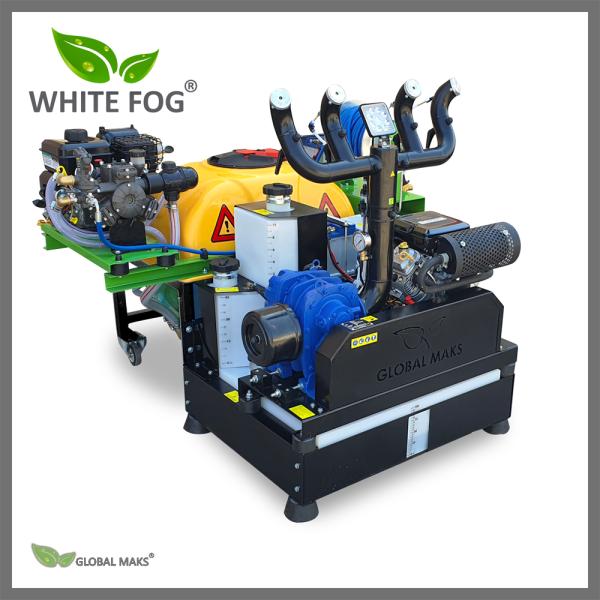 Bahçe Pulverizatörlü ULV sisleme makinesi