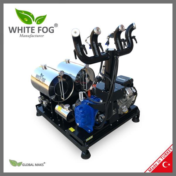 Otomatik döner başlıklı ULV sisleme makinesi