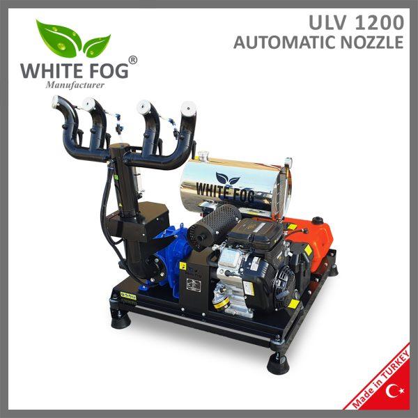 Otomatik Başlık Araç üstü ULV ilaçlama makinesi